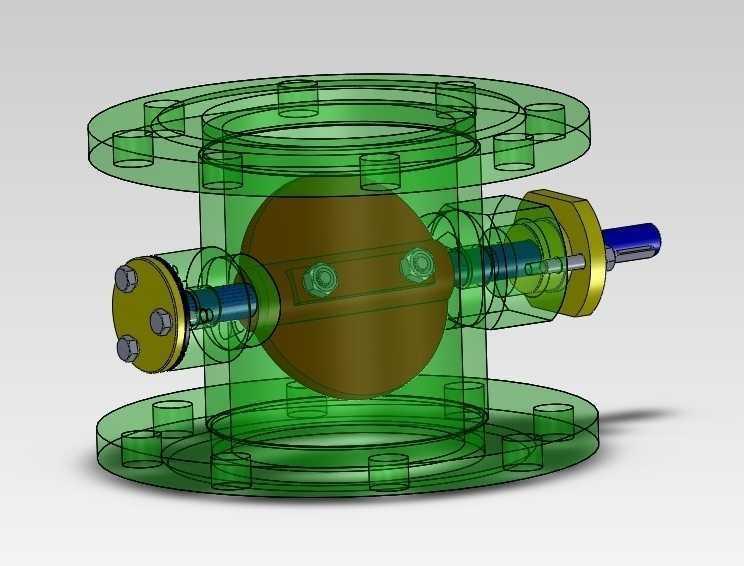 Моделирование и проектирование станков различного назначения